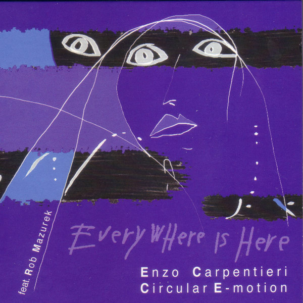 Enzo Carpentieri Circular E-Motion - Everywhere is here