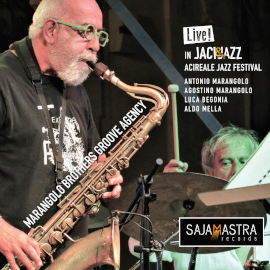 Marangolo Brothers Groove Agency - Live in Jaci&Jazz Acireale Jazz Festival