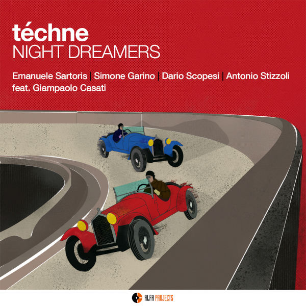 Night Dreamers - Téchne