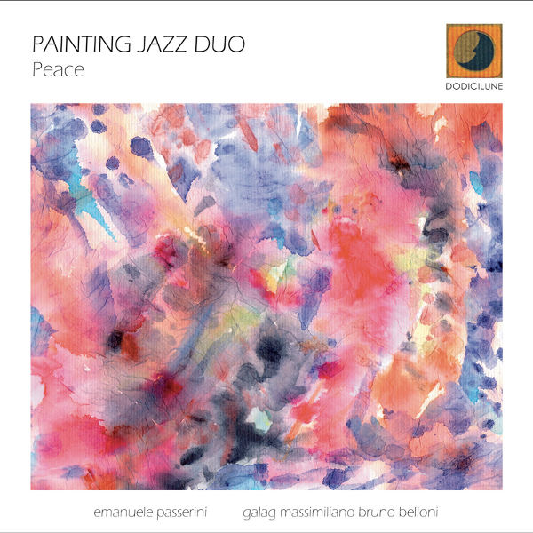 Painting Jazz Duo - Peace