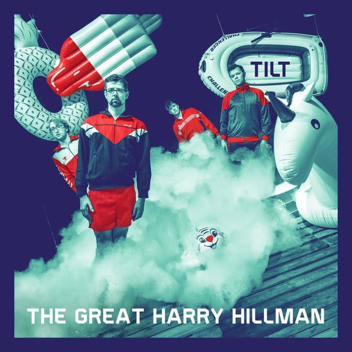 Swiss Jazz: The Great Harry Hillman - Tilt